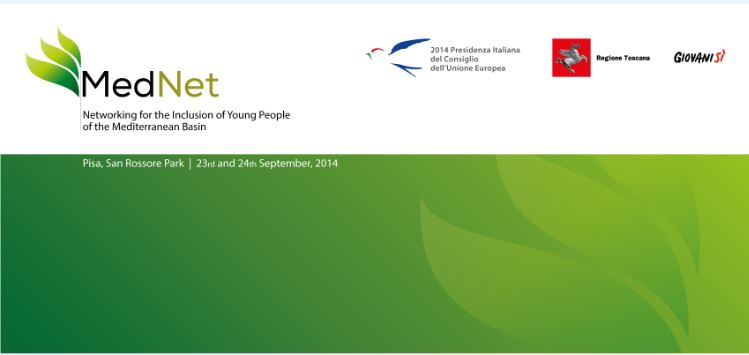 Mednet: a network for Mediterranean youth integration