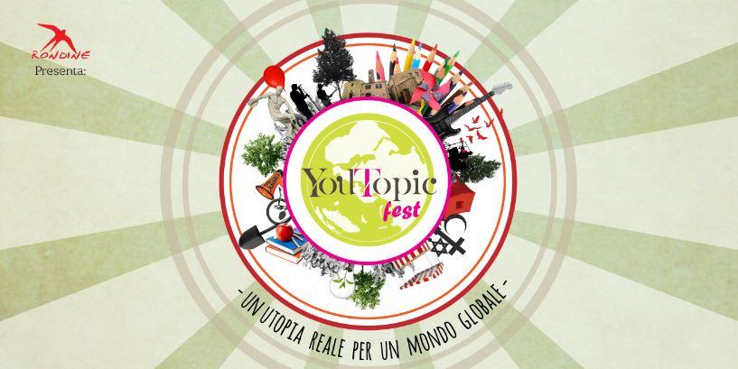 """YouTopic Fest. Una tre giorni a Rondine per diventare """"Cittadini del Terzo Millennio"""""""