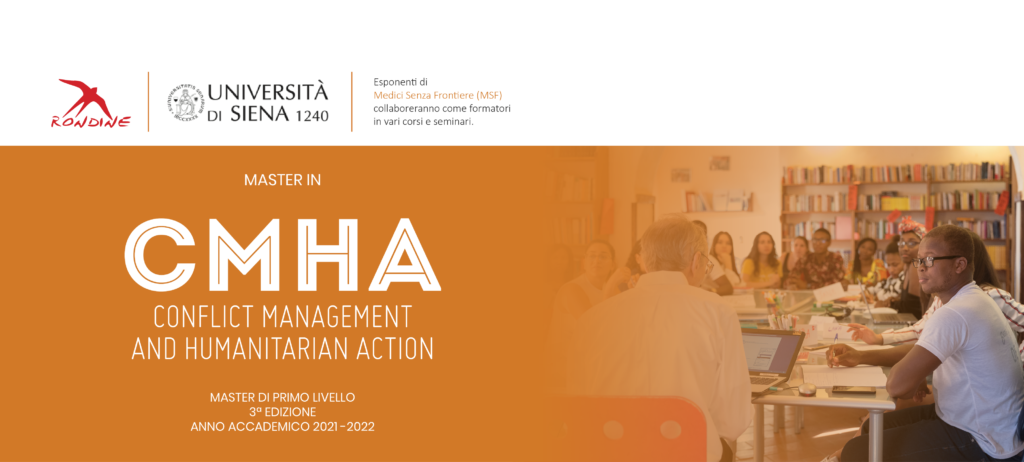 Master in Conflict Management and Humanitarian Action