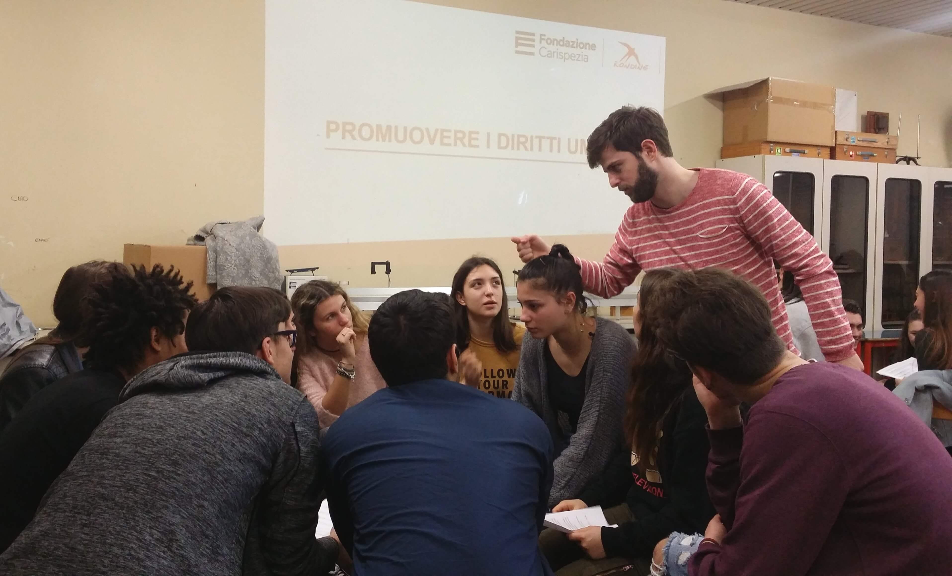 """Fondazione Carispezia e Rondine insieme per """"Promuovere i Diritti Umani"""""""