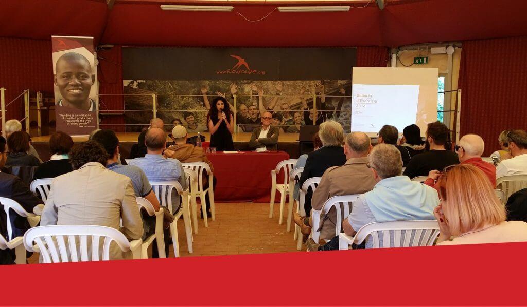 Avviso di convocazione Assemblea ordinaria di Rondine Cittadella della Pace