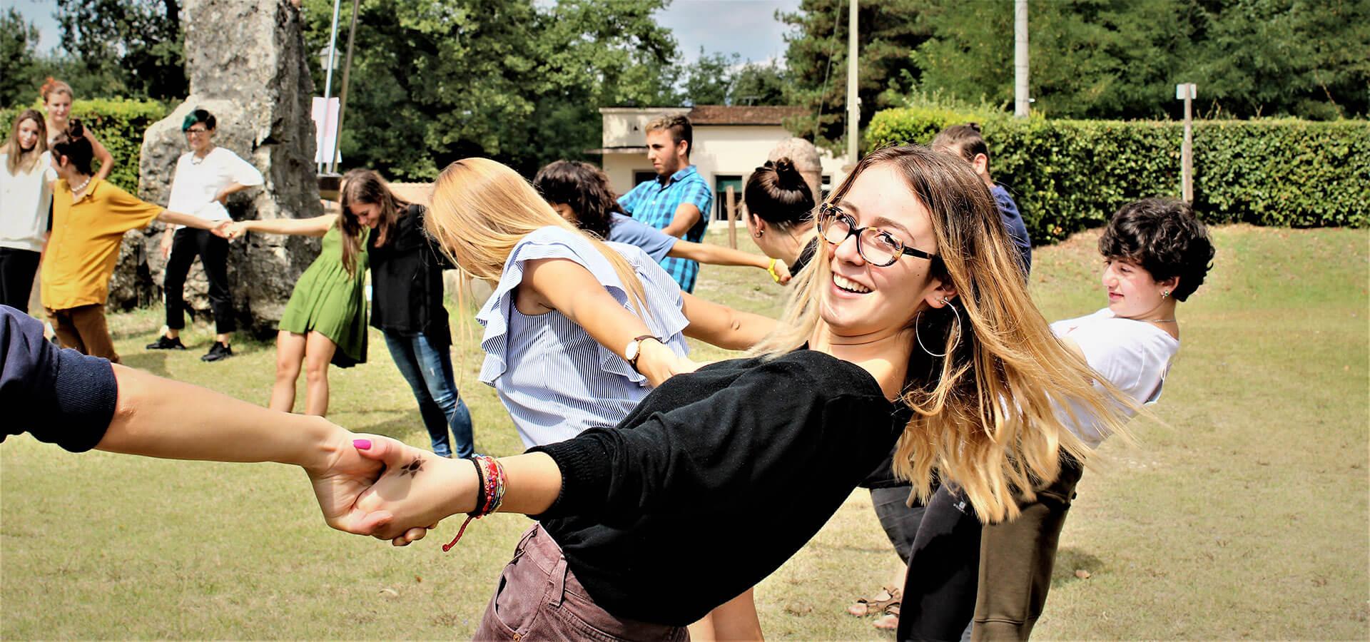 Quarto Anno Liceale d'Eccellenza at Rondine