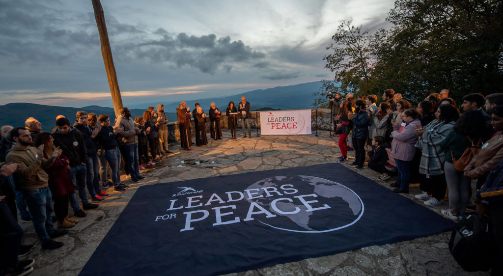 "Dalla Verna all'ONU: Rondine lancia la campagna ""Leaders for Peace"""