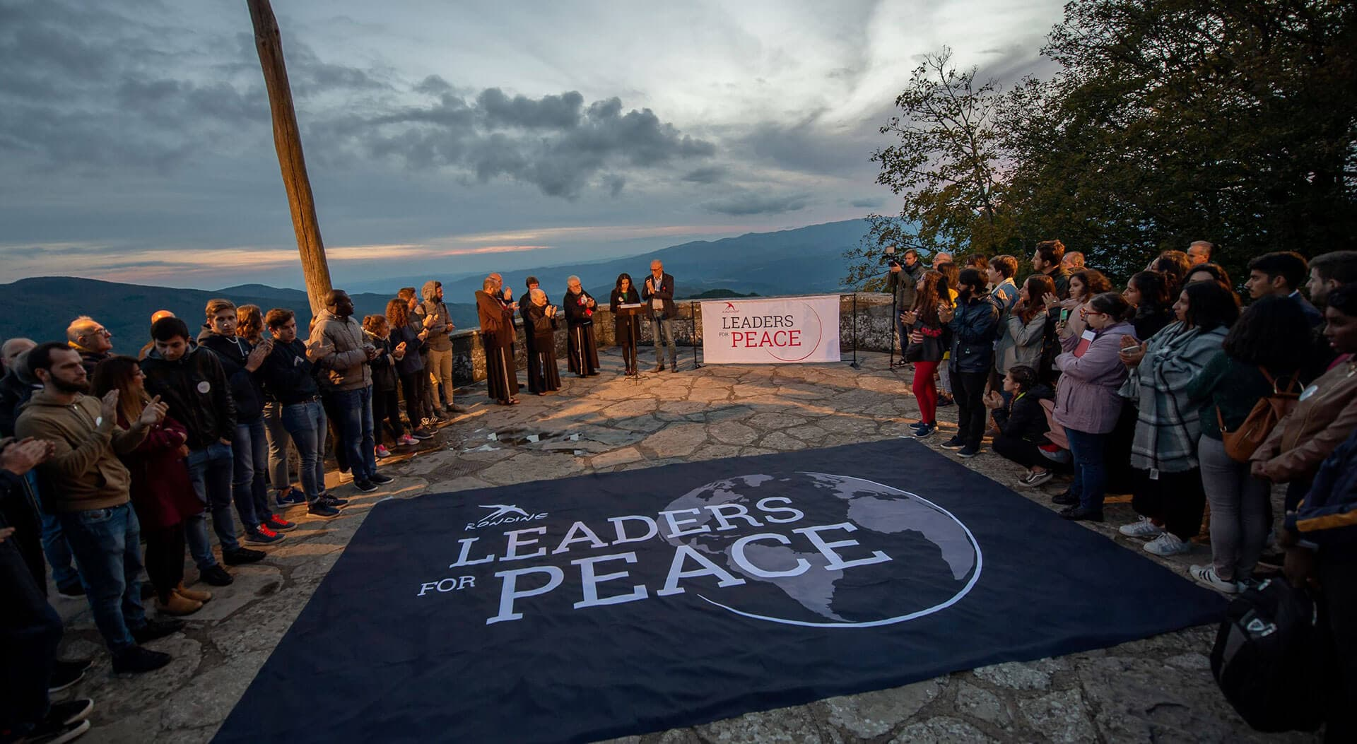 "From la Verna to UN: Rondine launches the campaign ""Leaders for Peace"""