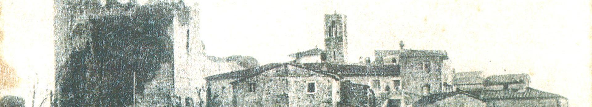 Le Bourg médiéval