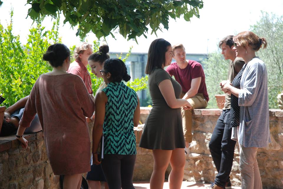 UWO Study Abroad. The Canadian students experience in Rondine: interview with professor Maria Laura Mosco