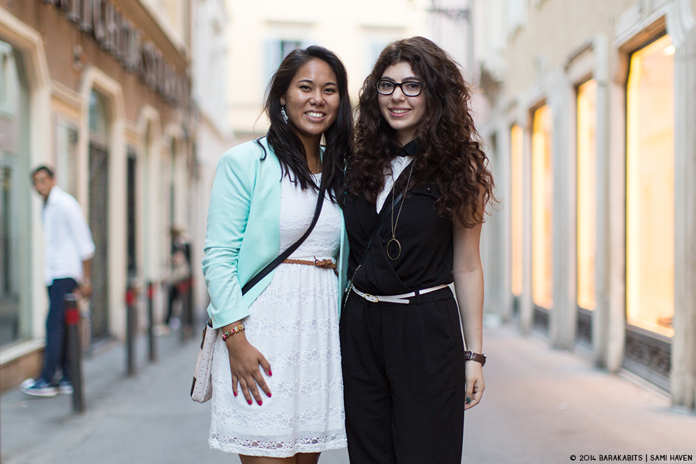 From Italy to the Middle East: Would You Take an Invitation to Meet the Unlikely Friend?