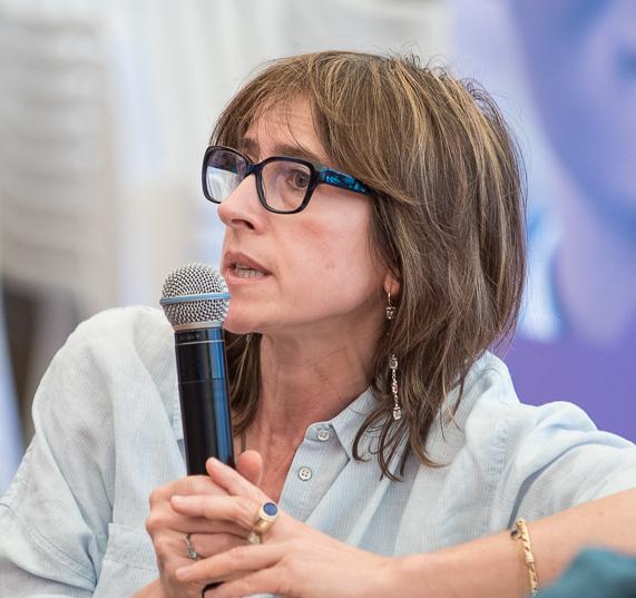 Ida Linzalone<br><small>Director General</small>