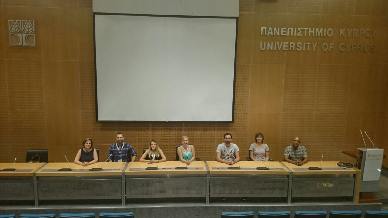 "Rondine in Cyprus for the international conference on ""Democratization and Constitutional Design in Divided Societies"""