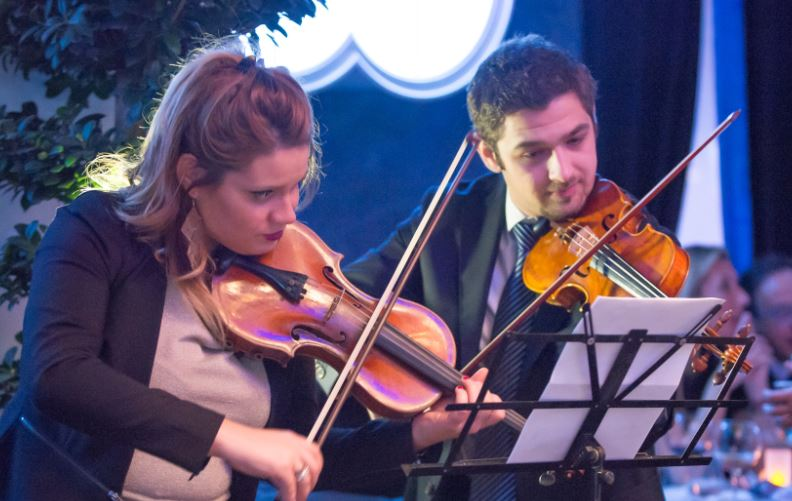MUSIC of PEACE. Multicultural Ensemble of young musicians from Italy and the Balkans