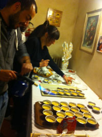 Easter at Rondine is multireligious