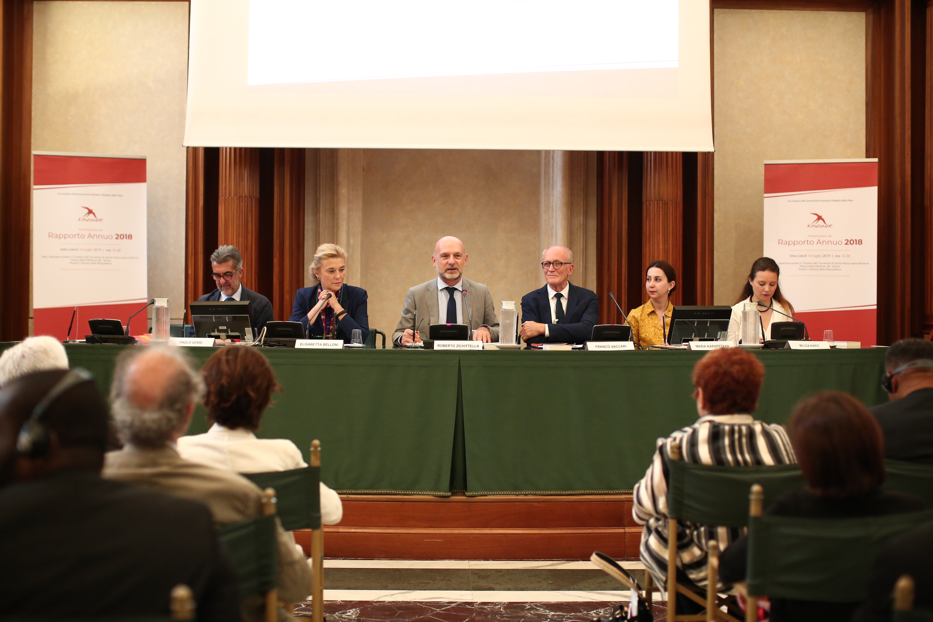 "Matera Capitale Europea della Cultura sostiene la campagna ""Leaders for Peace"""