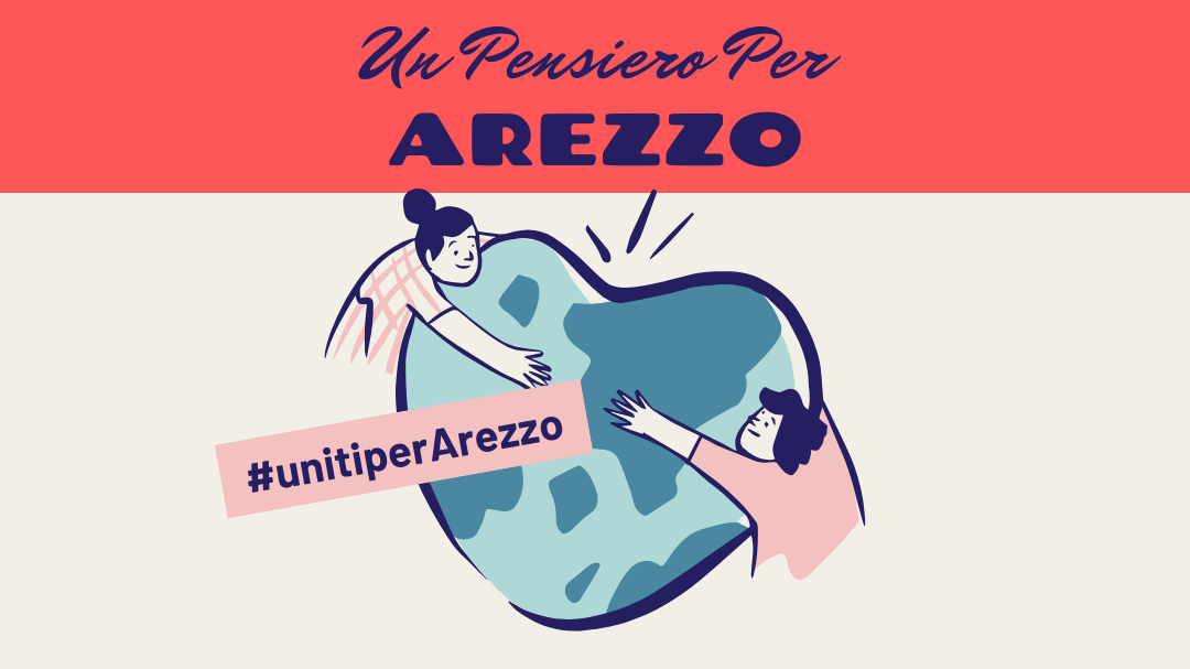 """""""Un pensiero per Arezzo"""" dagli ex studenti di Rondine. Al via la raccolta fondi per l'Ospedale San Donato"""