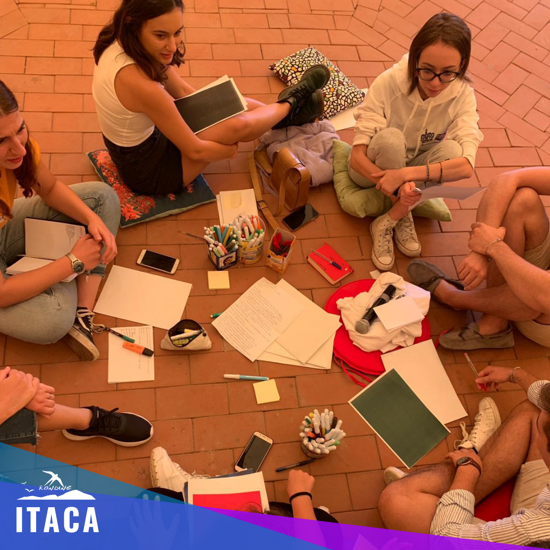 Progetto Itaca: da Rondine 131 giovani changemaker pronti a realizzare i propri progetti di impatto sociale in tutta Italia
