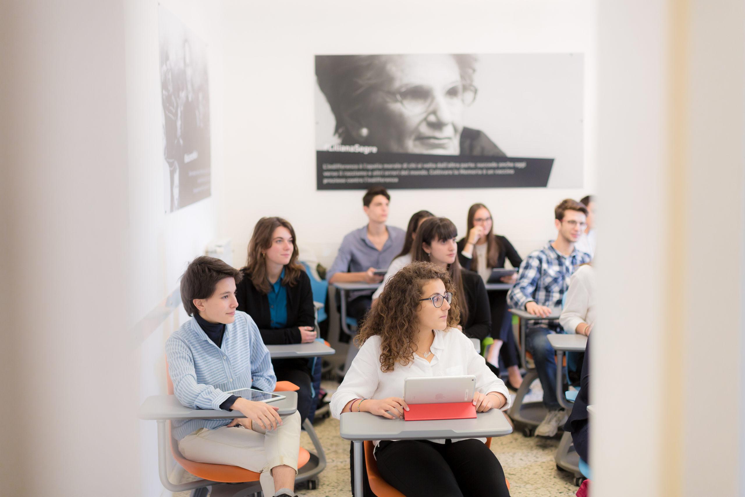 Quarto Anno Rondine: Oltre il deserto delle nostre classi i giovani devono tornare a fiorire. È la nostra missione al fianco della scuola italiana.
