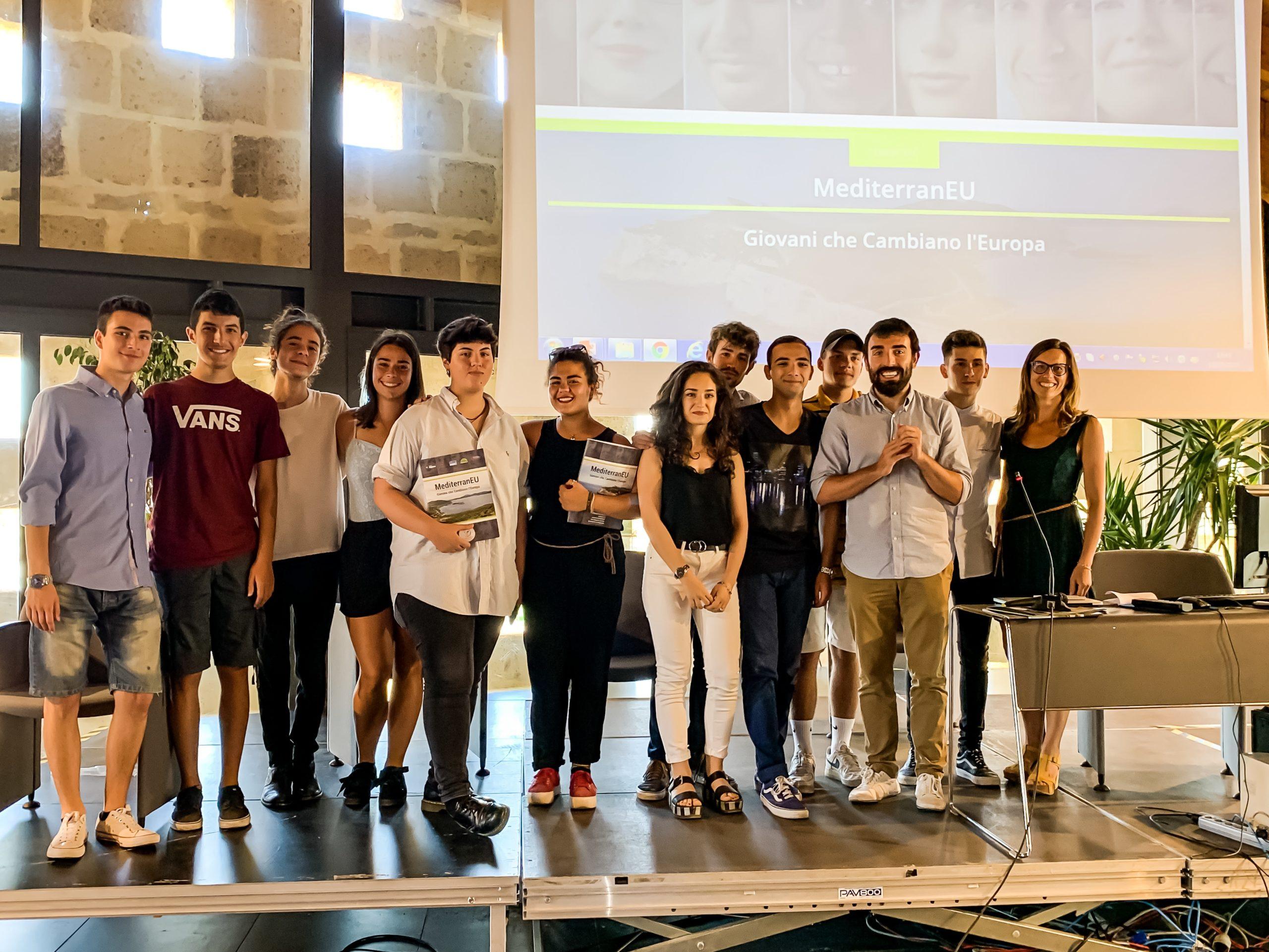 Chiusura progetto: MediterranEU – Giovani che cambiano il Mondo
