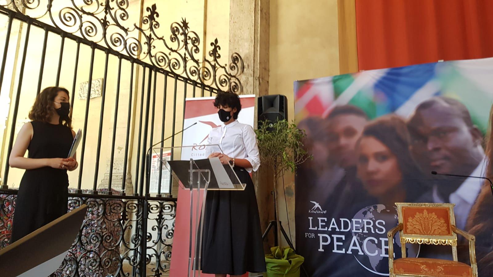 Leaders for Peace. Rinnovata per i prossimi due anni la campagna degli studenti di Rondine