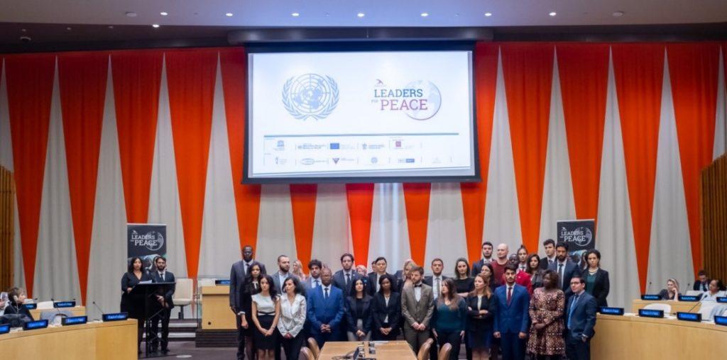 Rondine acquisisce lo status consultivo speciale di Osservatore ONU e si prepara per il Paris Peace Forum 2021