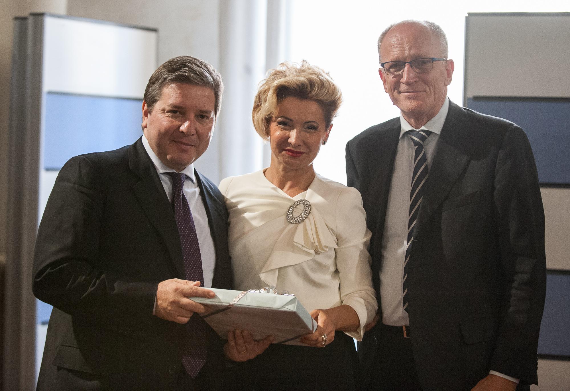 """Il Ministro D'Alia: """"Rondine modello di convivenza e integrazione"""""""