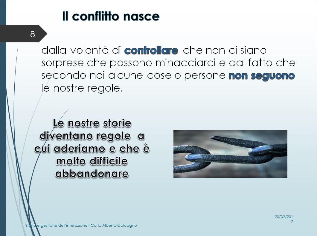 Mediazione e trasformazione del conflitto. A lezione con Carlo Alberto Calcagno