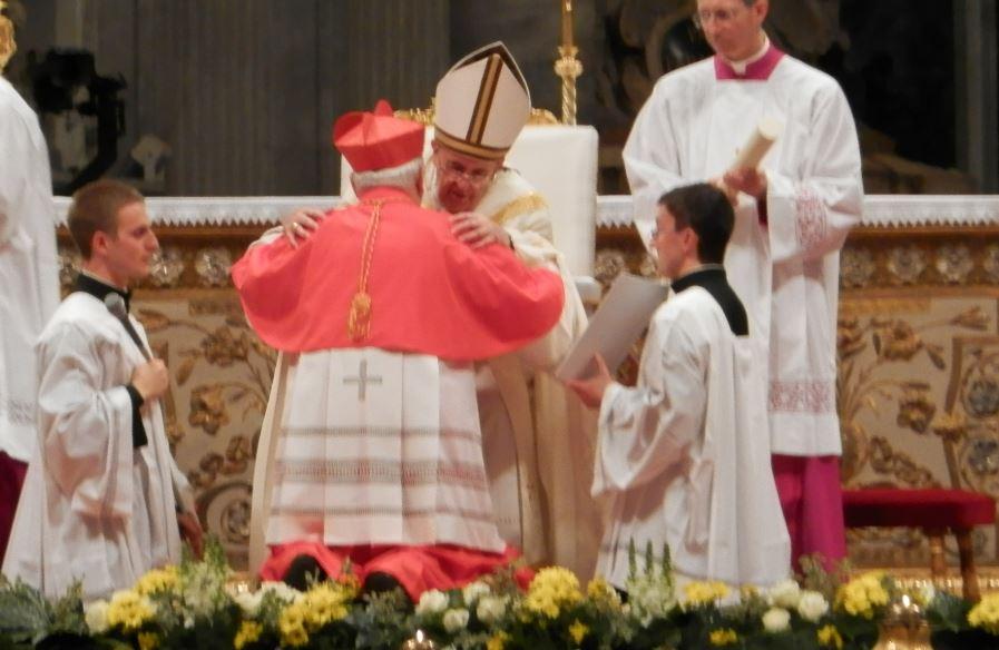 Rondine in Vaticano per Bassetti e Parolin