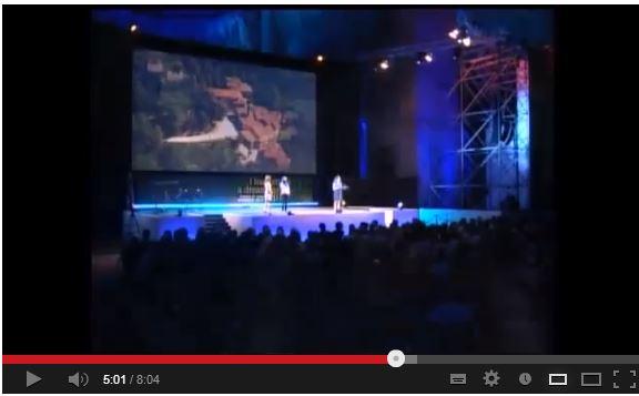 Il video di Rondine al Festival di Massenzio