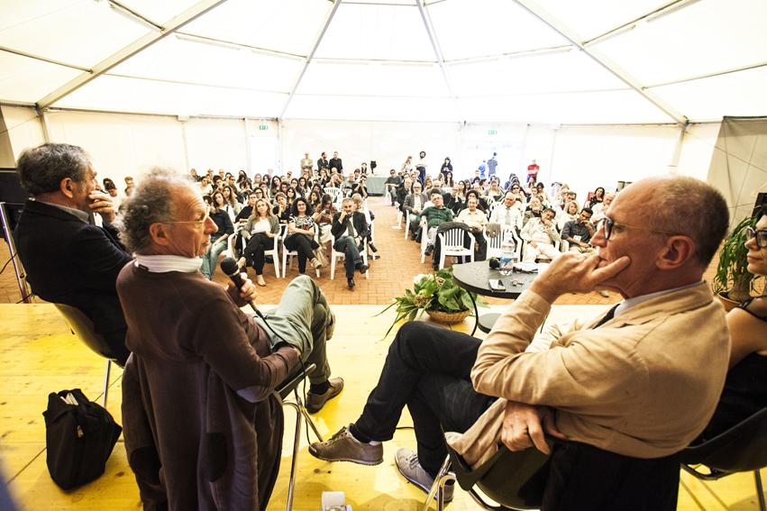 Gherardo Colombo presente all'Open Day del Quarto Anno Liceale di Eccellenza