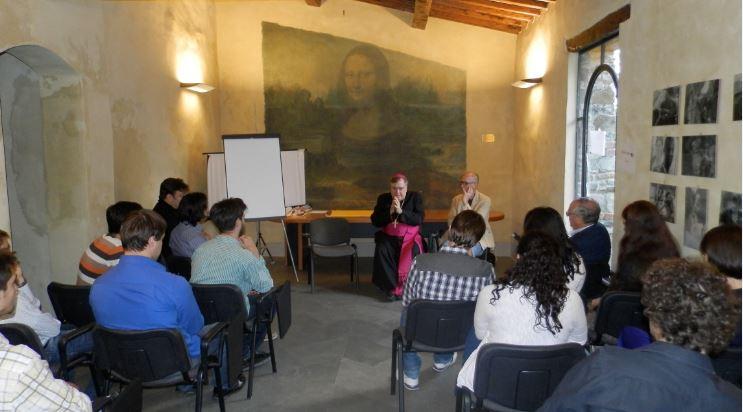 Medio Oriente: I giovani di Rondine con l'arcivescovo Fontana per pregare per la pace