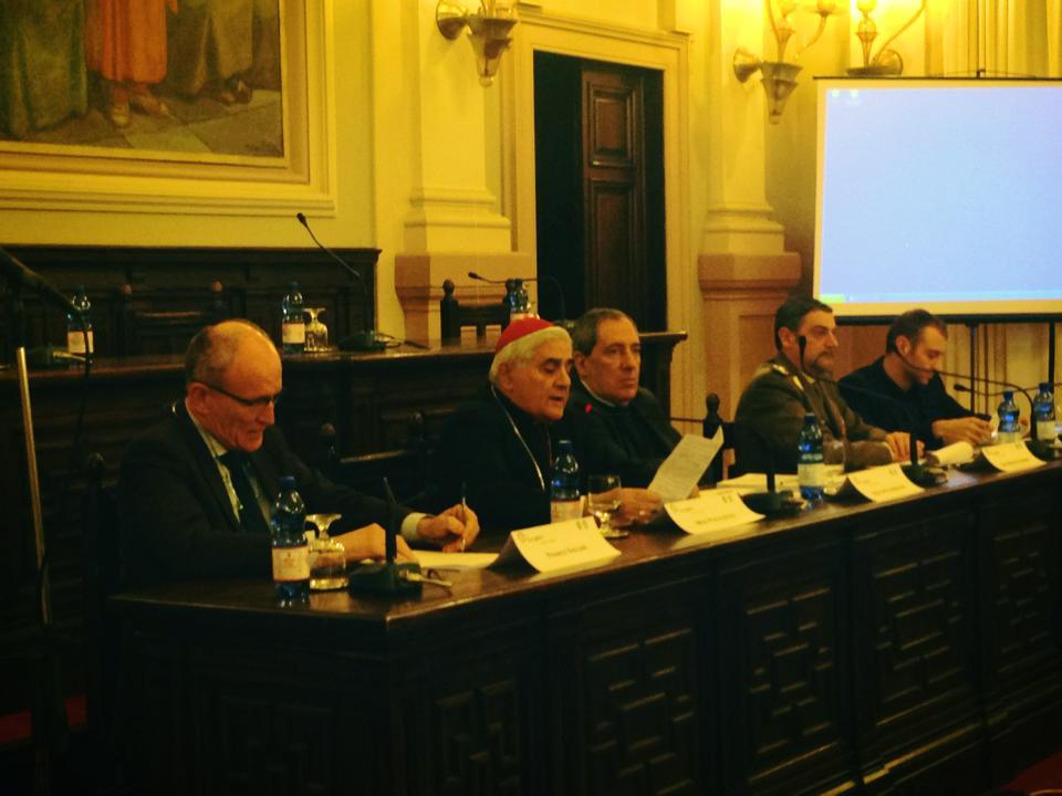 """""""La pace attraverso il servizio"""". Rondine ospite del Rotary Club a Sassari"""