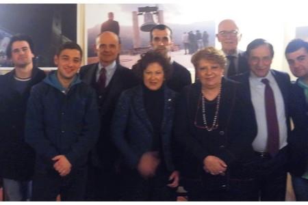 Il Ministero della Difesa incontra la Cittadella della Pace