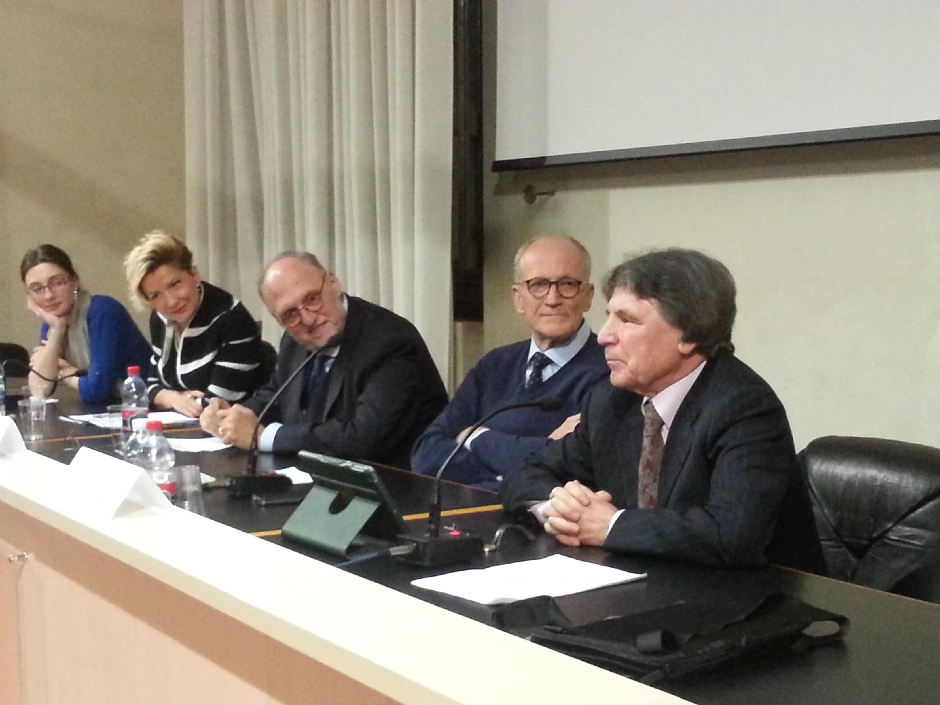La crisi ucraina e gli scenari futuri. La conferenza di Rondine a Confindustria