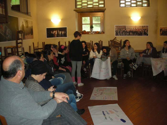 """""""Noi con gli altri"""" a Rondine per un progetto di crescita autentica"""