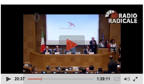 Video. Rivivi l'emozione della candidatura al Nobel per Pace di Rondine
