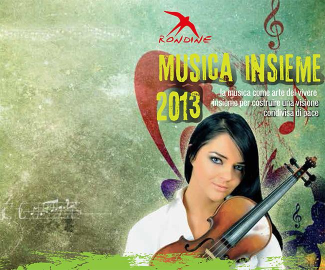 """""""Musica Insieme"""". Al via la nuova edizione del campus musicale di Rondine"""