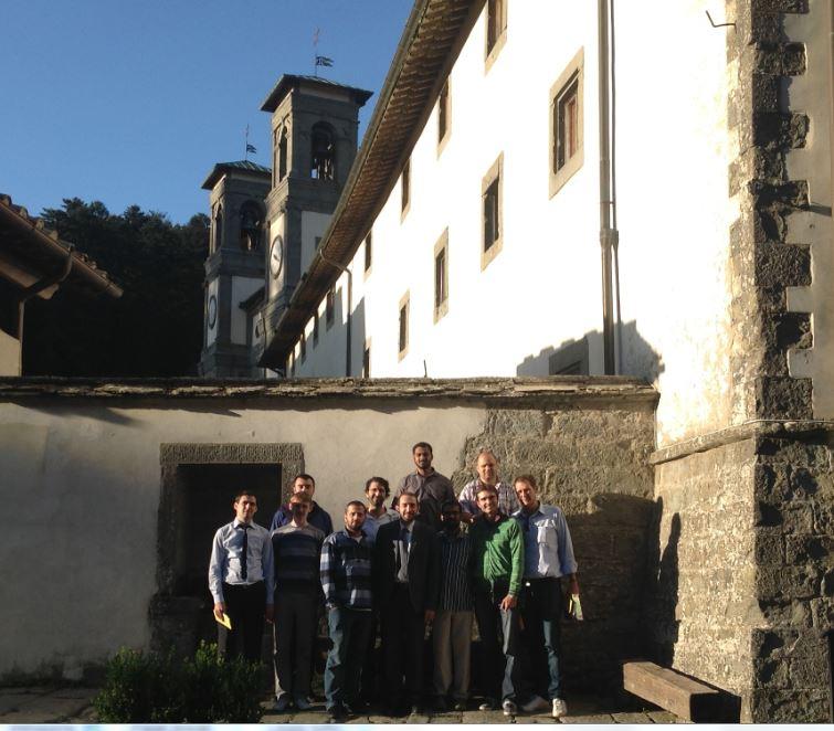 Il Comitato ortodosso in visita a Camaldoli. L'incontro con la vita monastica cattolica.
