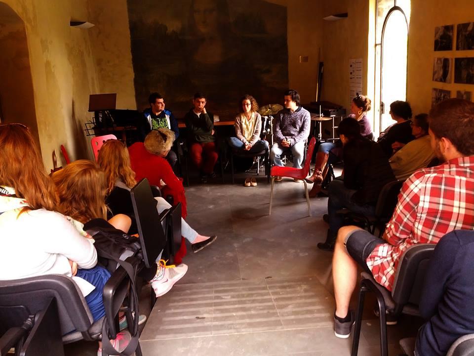 I giovani tedeschi di Ottobrunn e Rondine si incontrano per la pace