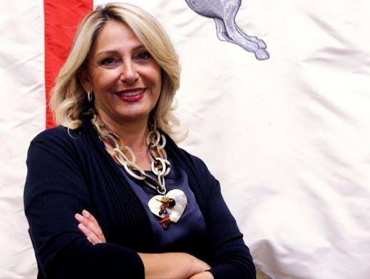 """""""Rondine vanto per la Toscana"""". L' assessore regionale all'Istruzione Cristina Grieco in visita alla Cittadella della Pace"""