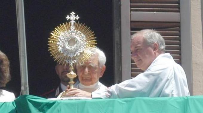 E' scomparso il Vescovo D'Ascenzi. Il ricordo del presidente di Rondine