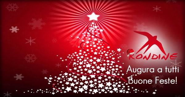 Buone Feste da Rondine! Happy Holidays!