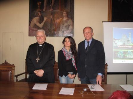 Le piazze di Maggio a Prato con 'Dissonanze in accordo'