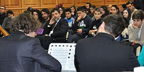 """""""Musica insieme"""": la pace a suon di musica a Sassari"""