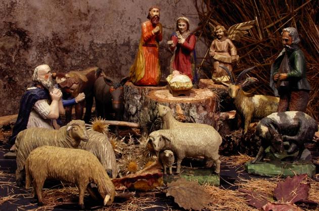 Presepi trentini in mostra a Gerusalemme e Betlemme
