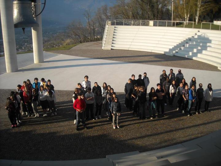 """""""Capire i conflitti, praticare la pace"""" . Progetto con le scuole in Trentino"""
