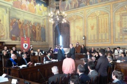 Rondine premiata per la Festa della Toscana 2011