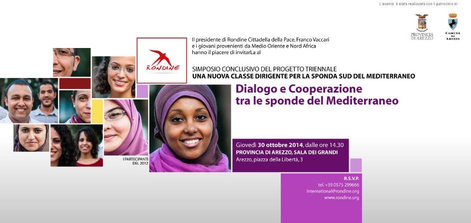 """""""Dialogo e cooperazione tra le Sponde del Mediterraneo tra economia e cultura"""""""