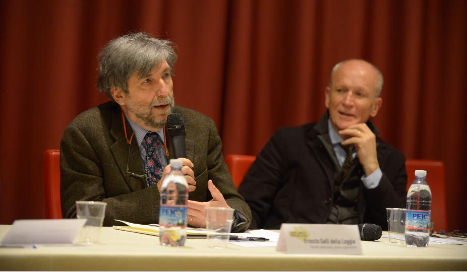 """""""La democrazia è l'unica strada per la pace"""". Ernesto Galli della Loggia chiude a Trento la rassegna Le Piazze di Maggio 2015: """"Capire i conflitti, praticare la pace"""""""