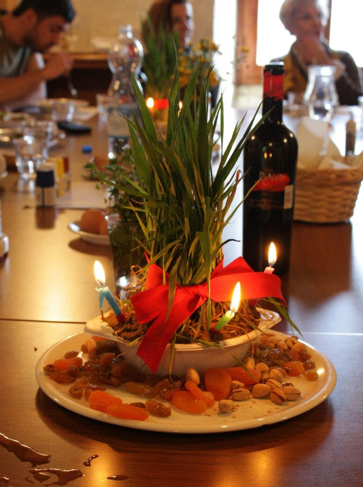 Dall'Azerbaijan a Rondine. La festa di Novruz