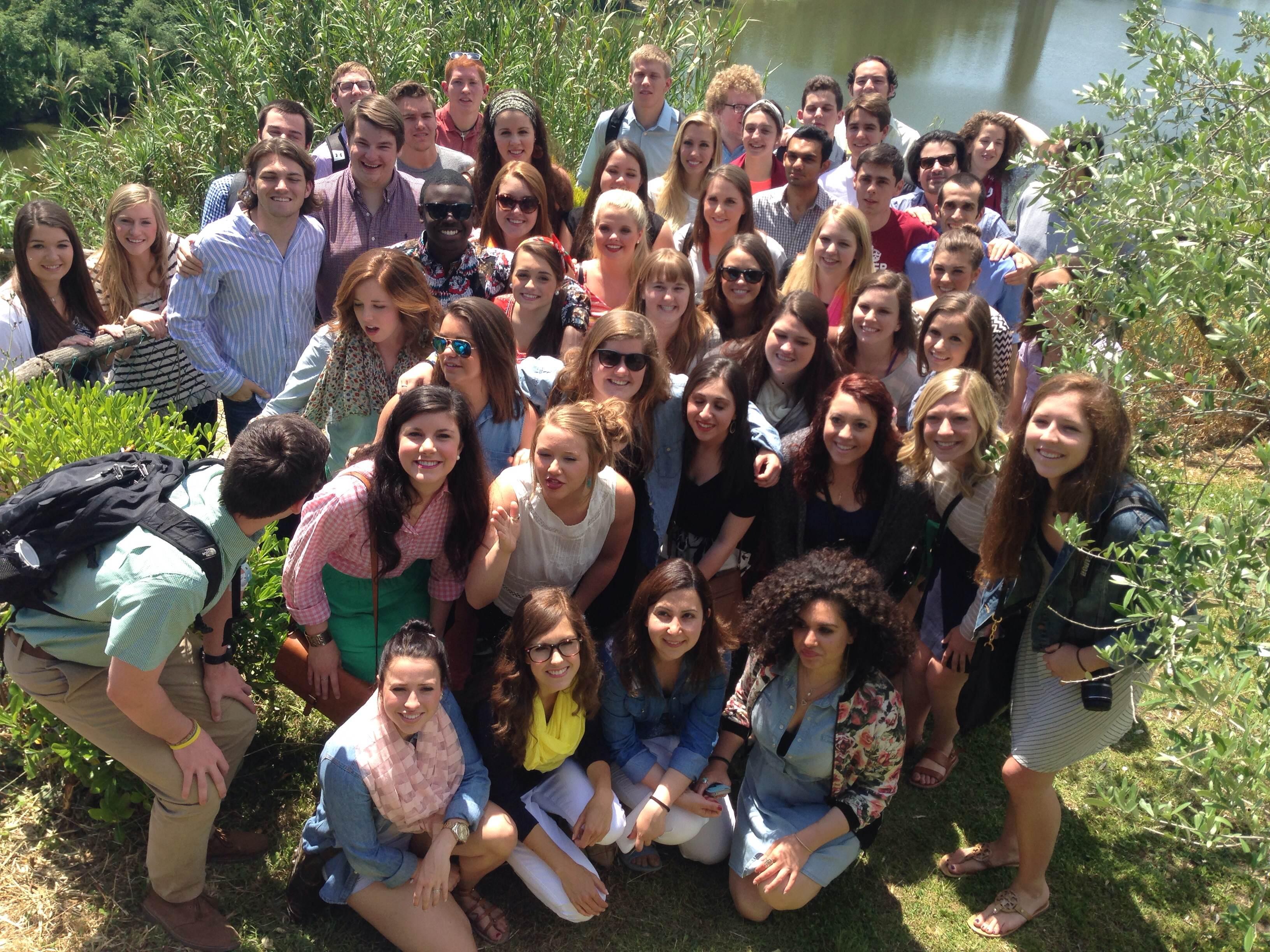 L'Oklahoma University incontra gli studenti di Rondine