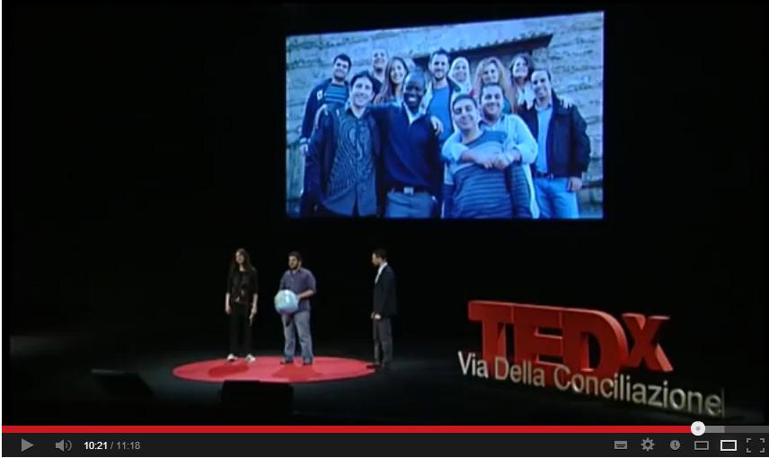 TEDxviadellaconciliazione. Guarda il video!