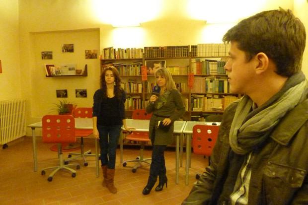 Tv1 racconta lo Studentato Internazionale di Rondine